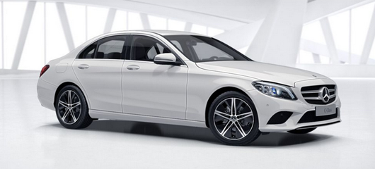 Approved Used C-Class Saloon